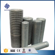 30 Years' factory supply black iron welded wire mesh roll