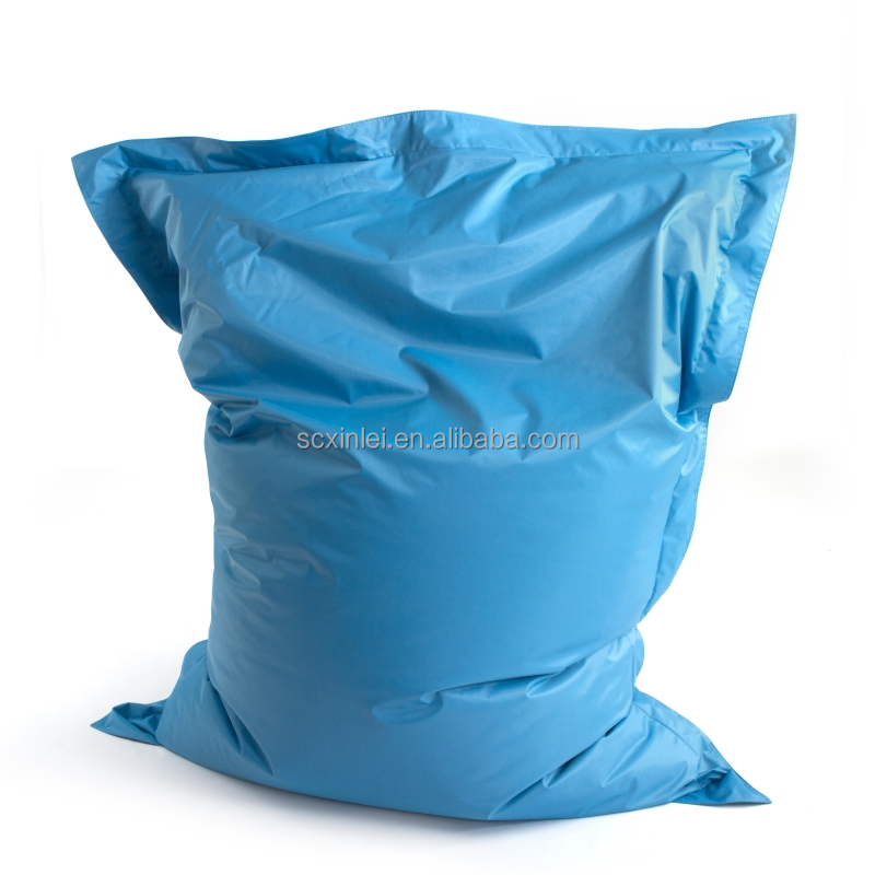 Outdoor and indoor ployester pvc coated waterproof fatboy beanbag chair