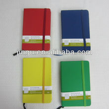 PU notebook promotion gifts 2015 hot selling