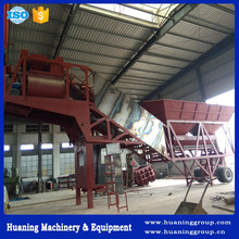 Advanced Desigh Mobile Precast Concrete Mixing Plant for sale