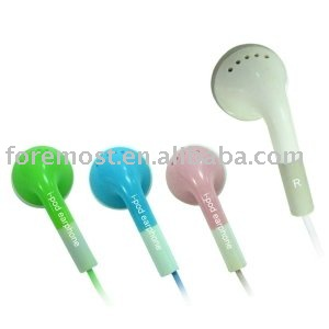 Earphone for iphone 3GS