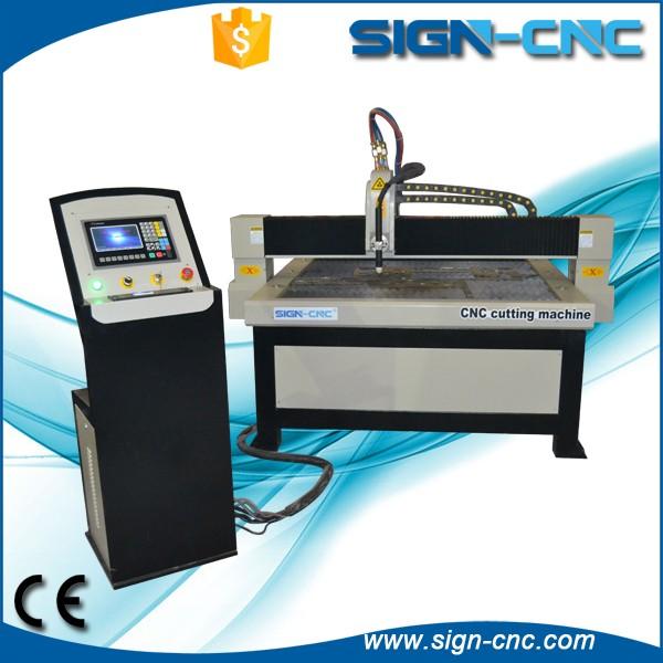 cnc plasma cutting machine prices