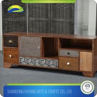 Fully Stocked Modern Simple Classic Design Popular Wood Drawer TV Cabinet