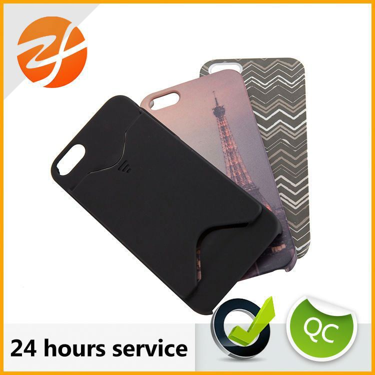 Quality Assured Custom-Made Lowest Price Paintable Plastic Case For Iphone5