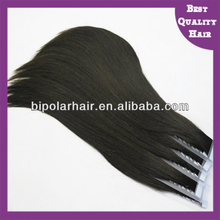 New arrival virgin indian remy hair surgical tape hair
