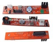 High quality Slim 50 Pin IDE to SATA Serial ATA Adapter