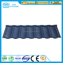 China terrabella classic stone coated metal roof tile