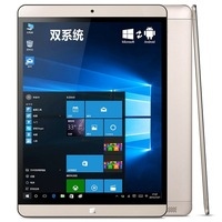 Bluetooth Wifi 9.7 Inch OEM Windows Intel Chip Tablet PC 2GB / 4GB DDR3 RAM 32GB / 64GB ROM Win10 Android 5.1 Dual System OS