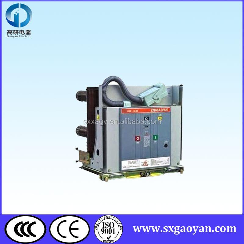 Wholesale Automatic 11kv 630a Vacuum Electric Circuit Breaker Price ...