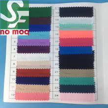 Close-fitting 100% polyester double knit interlock smart fabric for underwear