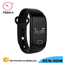 smart band watch cheap fancy led body tracker heart rate monitor fit watch for android IOS cell phone