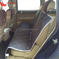 Eco-friendly Waterproof Factory Direct Custom Cheap Pet Dog Car Seat Cover