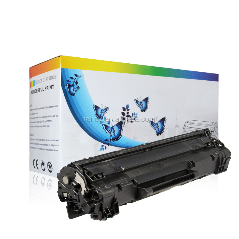 Japan version High Quality Laser Printer Toner compatible pantum toner For HP CE285A 85A