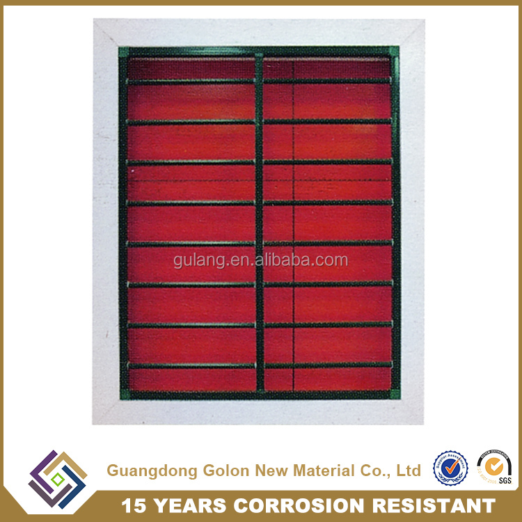 Modern american window latest design new high quality aluminium american window grill design