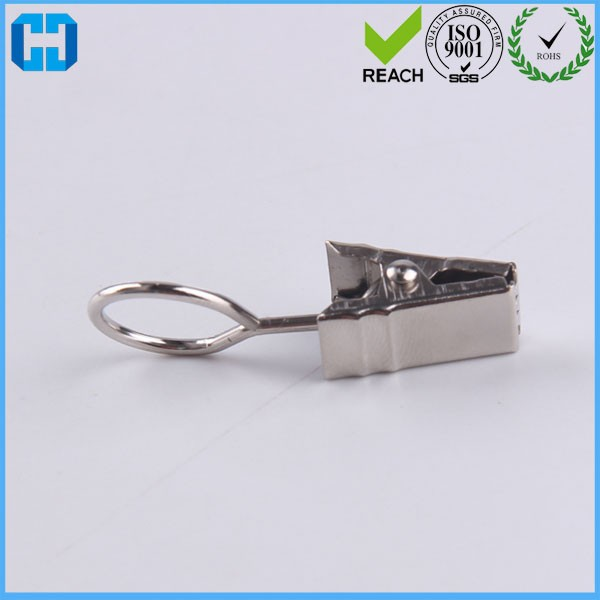 OEM Factory Supply Curtain Ring Clips Drapery Hooks With Bulk Price