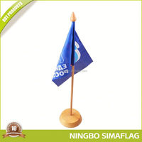 The best choice factory directly custom mini flag to car