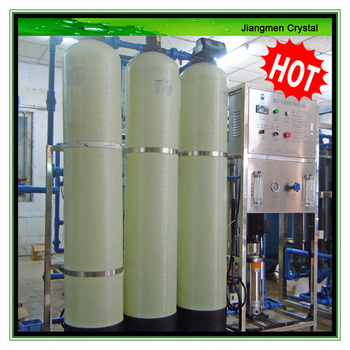 1000L/H softening salt machine