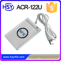 ACR122u c# code rfid proximity card reader with SDK