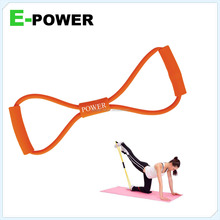 new different types of resistance bands, custom resistant band, latex resistant band 8 shape