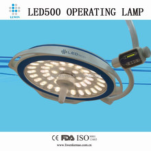 LED580 shadowless operating lamp type instruments in the emergency room