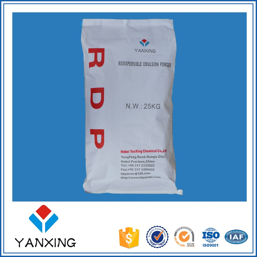 RDP Redispersible polymer powder for joint fillers