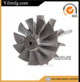 inconel material casting impeller for diesel engines
