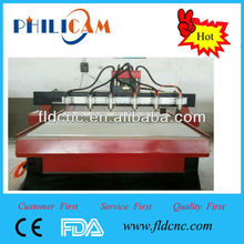 Hot!!!Jinan Lifan PHLIDCAM FLDM1325 wood carving machine for mass production