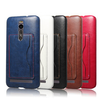 Factory wallet card slot mobile phone case cover for asus zenfone selfie zd551kl