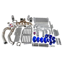 Turbo Intercooler Kits Skid Plate For Land Cruiser 80 J80 1FZ-FE 4.5L