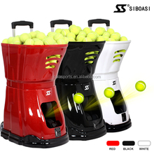 NEW ARRIVAL T3015 TENNIS SHOOTING BALL MACHINE MICRO COMPUTER AUTOMATIC REMOTE CONTROL