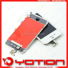 2014 wholesale mobile phone lcd for iphone 4/4s touch screen
