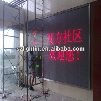 led mini writable sign board scrolling message board sign scrolling led signs