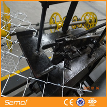 PLC Control Diamond Mesh Machine/Chain Link Fence Machine ( Factory CE/ISO)