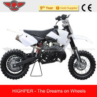 "50cc mini dirt bike DB501A(10""/10"")"