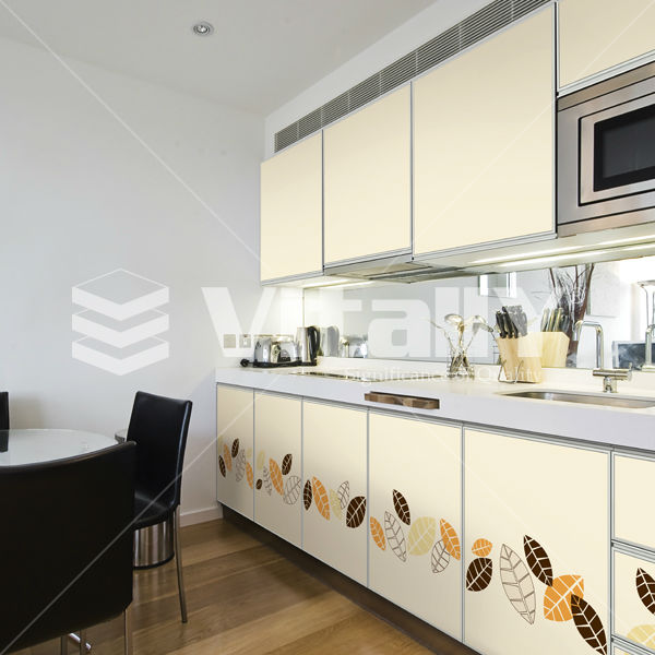Aluminium Cabinet Door, Kitchen Cabinet Door