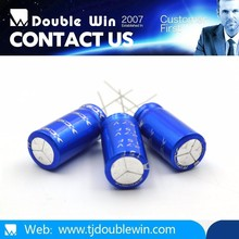 Favorable 2.7V200F Cylindrical Supercapacitor/Ultra Capacitor/EDLC Tjdoublewin China