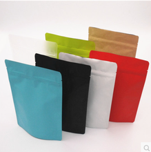 disposable tea bags for loose tea white plastic bag for stand up pouch with zipper