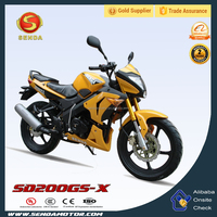 Hot Sale Made In China Good Quality Racer Motorcycle SD200GS-X
