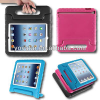 Kid-Friendly Protective Foam Shell Case for the New iPad