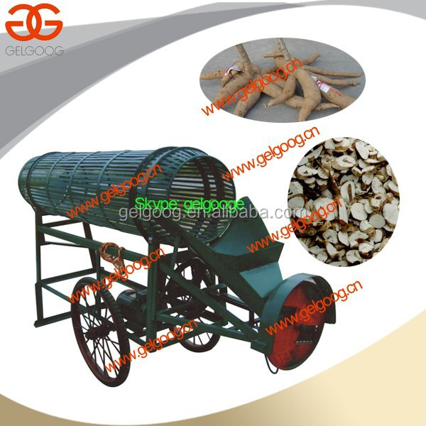 Low Price Cassava Peeling Machine|Cassava Slicing Machine|Cassava Cutting Machine