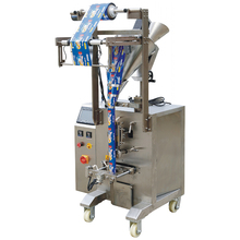 Compact Structure Full Automatic Maize / Wheat Flour Packing Machine