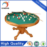 High Quality Professional Electronic Round Deluxe Antique Cheap Wooden Poker Table Dimension For Sale