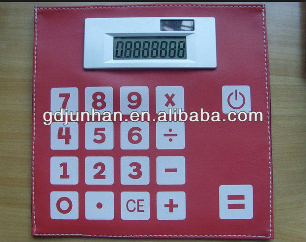 fashionable huge calculators for promotion gifts