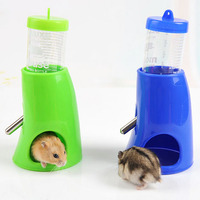 80ml Hamster Drink Bottle With Cooling Room Detachable Wash Rabbit Rat Feeder Small Animal House