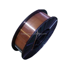 ISO,CE approved Factory price welding material!! AWS A5.18 ER70S-6 CO2 MIG Copper coated welding wire