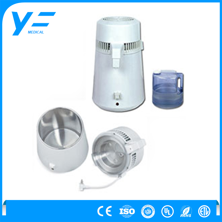 China Supplier Quality High Effect Stainless Steel Electric Water Distiller for Laboratory
