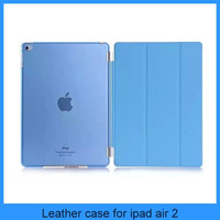 For Apple iPad Air 2 Smart Cover With PC Back Case Apple iPad Air