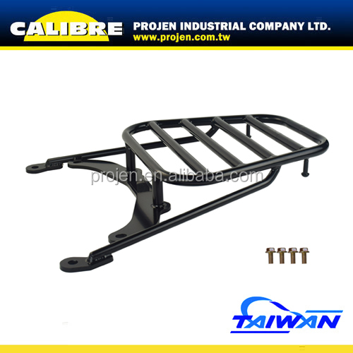 CALIBRE Motorcycle Scooter Force155 Rear Carrier Kit Rear Luggage Rack