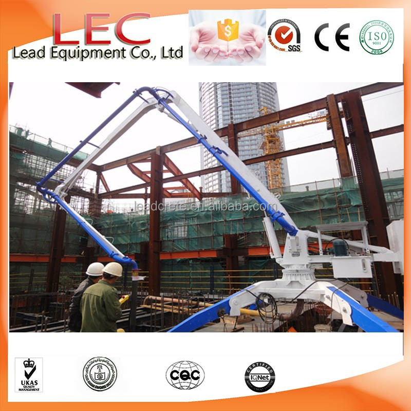 Construction Machinery Mobile Hydraulic Concrete Placement Boom for sale in China