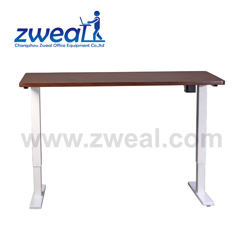 desk motorized electric adjustable height corner desks ergonomic table/height desk/ popular lifting